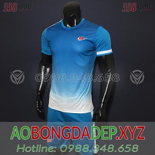 Áo Nike GiNa 2019 Màu Xanh Nhạt Đẹp