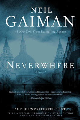 Neverwhere by Neil Gaiman | Two Hectobooks