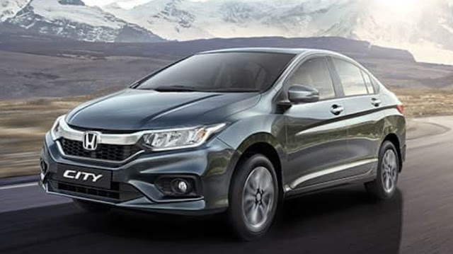 Honda launch upcoming month all new Honda City 2020.