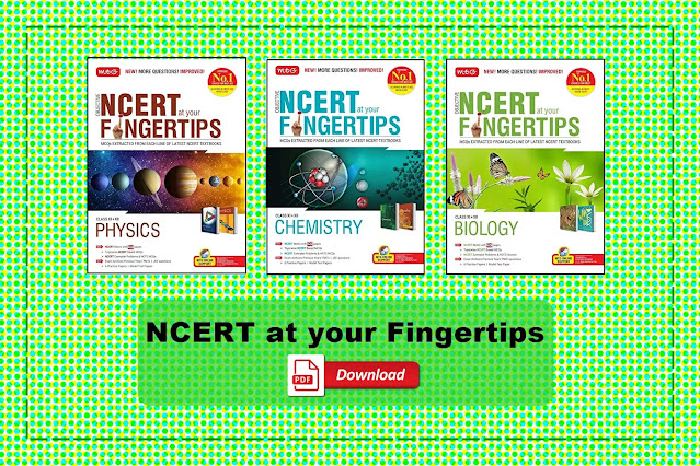 [PDF] Download MTG NCERT at your Fingertips Physics, Chemistry, and Biology