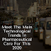Meet The Main Technological Trends In Pharmaceutical Care For This 2020