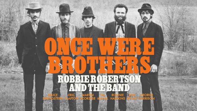 Trailer de 'Once Were Brothers. Robbie Robertson and The Band' con la producción de Martin Scorsese