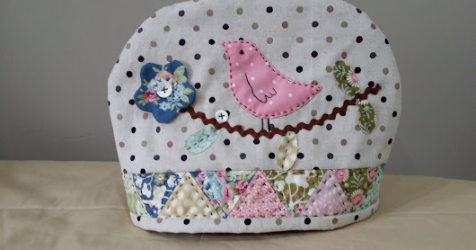 A Wee Tea Cosy to welcome spring