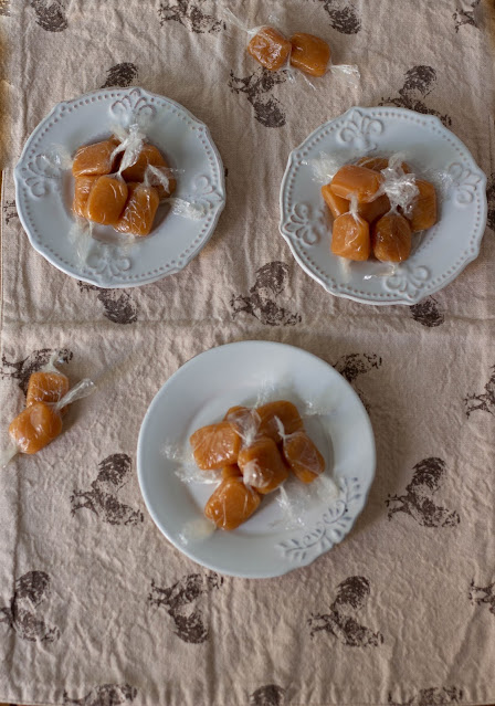 caramelos caseros
