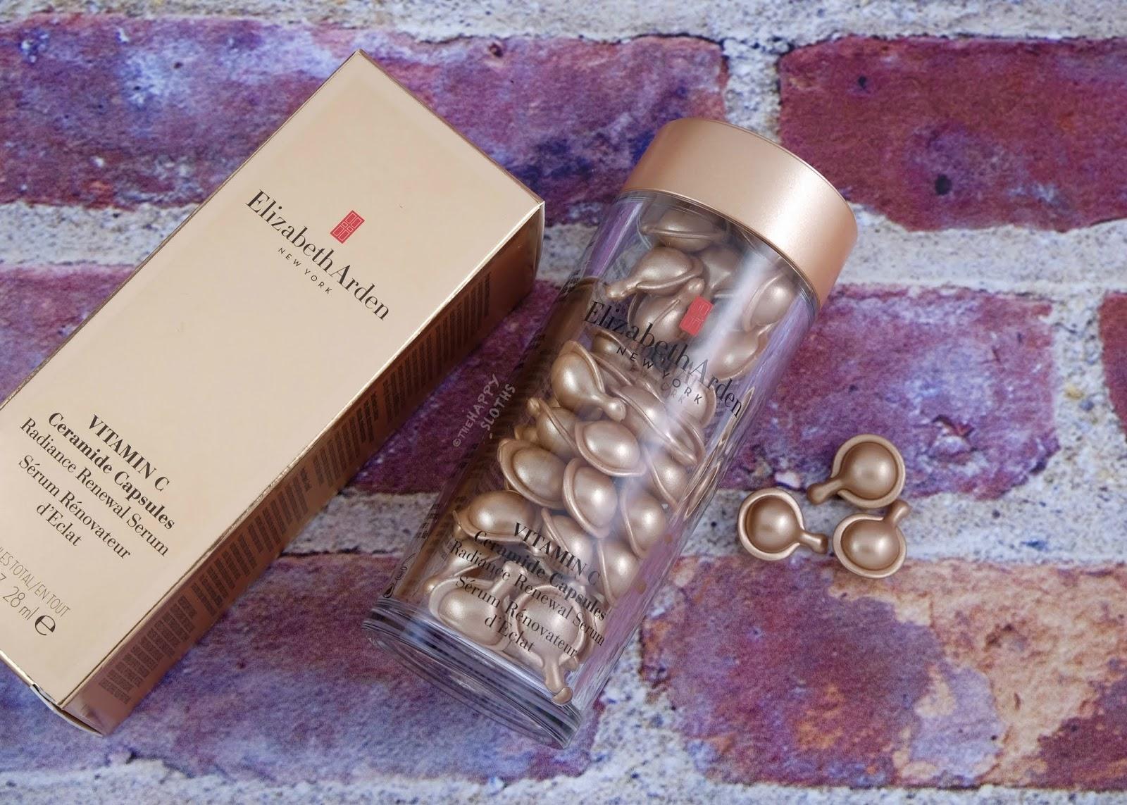 Elizabeth Arden | Vitamin C Ceramide Capsules Radiance Renewal Serum: Review