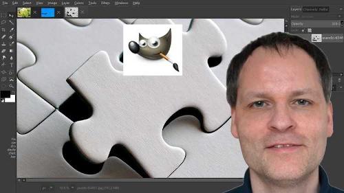 كورس How to make GIMP 2.8 look and act as Photoshop مجانا