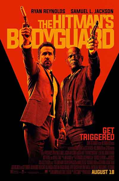 The Hitmans Bodyguard 2017 480p 350MB BRRip