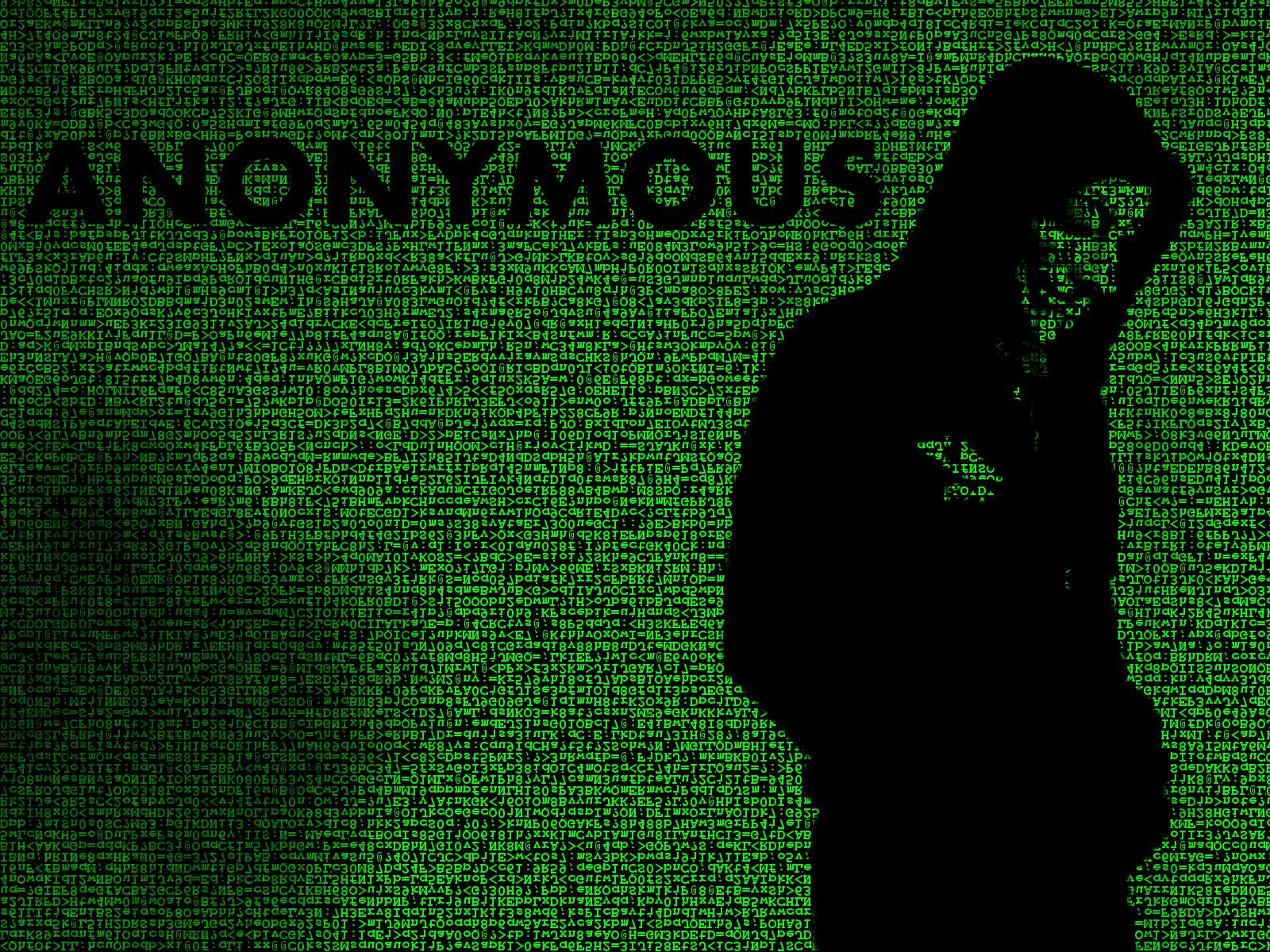 Cool Photo Anonymous Hacker Wallpaper For Desktop - Wallpaper OS