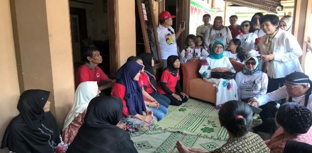 Bawaslu Temukan Pelanggaran Saat Ibu Jokowi Blusukan