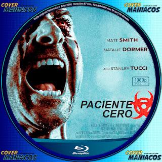 BLURAY GALLETAPatient Zero - PACIENTE CERO 2018 [ COVER + DVD + BLURAY ]