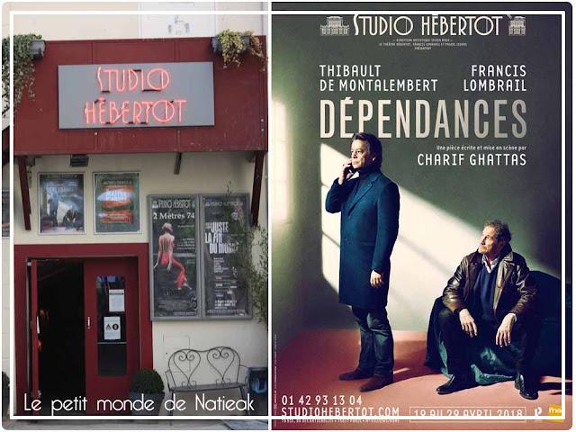 Dépendances Théâtre du Petit Hébertot