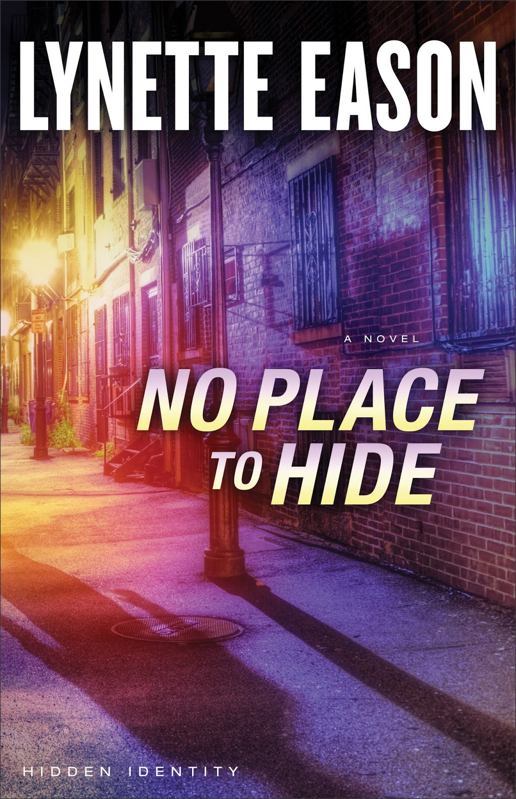 No Place To Hide Hidden Identity Book 3 By Lynette