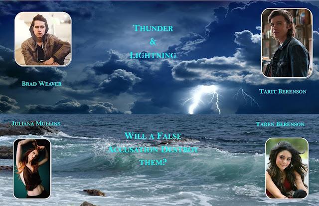 New Release ~ Thunder & Lightning!