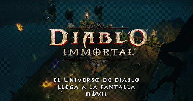 El polémico Diablo Immortal se prepara su lanzamiento en algunas regiones !