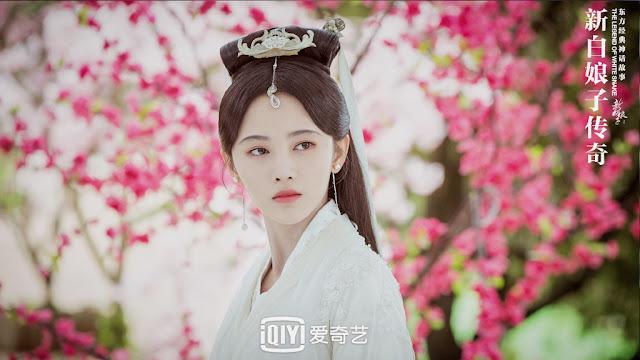 The Legend of White Snake 2019 remake Ju Jingyi