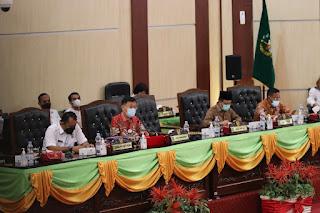Wali Kota Medan Sampaikan Nota Pengantar Ranperda RPJMD