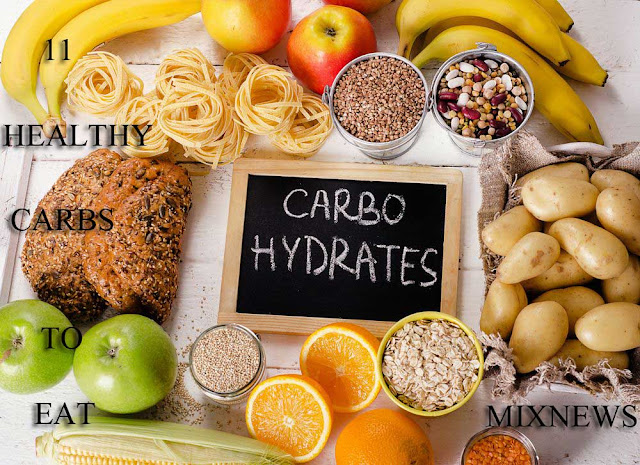 11Healthy Carbs to Eat