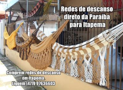 Compre redes da paraiba em Itapema SC