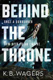 Interview with K.B. Wagers, author of Behind the Throne