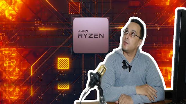 أهم مميزات معالجات AMD Ryzen 4000 الجديدة