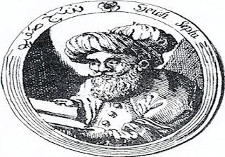 Şeyx Səfiəddinin azəri dilində şeiri