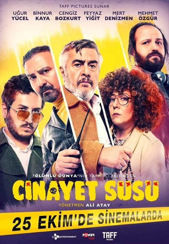 مشاهدة مشاهدة فيلم Cinayet Süsü 2019 مترجم