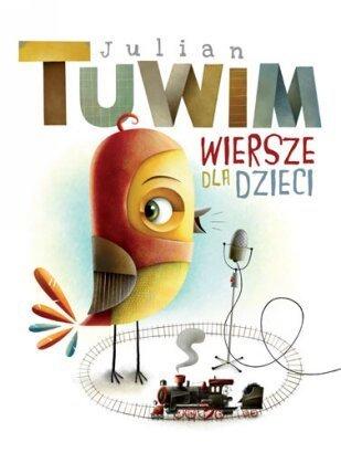 Biblioteczka Kolmanki Wiersze Dla Dzieci Julian Tuwim