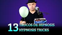 13 trucos de hipnosis, fisiología, ciencia