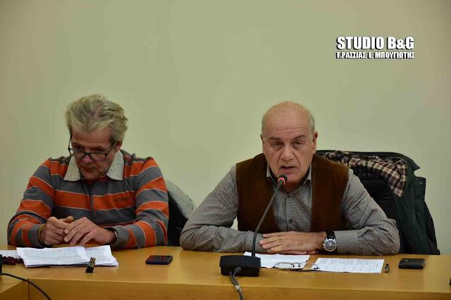 """Ναύπλιο: Το θέμα των πυρηνελαιουργείων """"δίχασε"""" την ΑΥ.Ρ.Α στο Δημοτικό Συμβούλιο"""