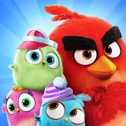 Game Angry Birds Match MOD Unlimited Money