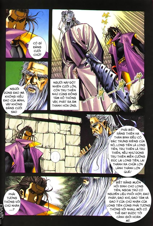 Bá Đao Chap 244 - Truyen.Chap.VN