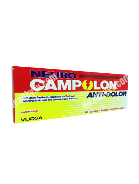 Neuro Campolon Anti Pain Pack of 3