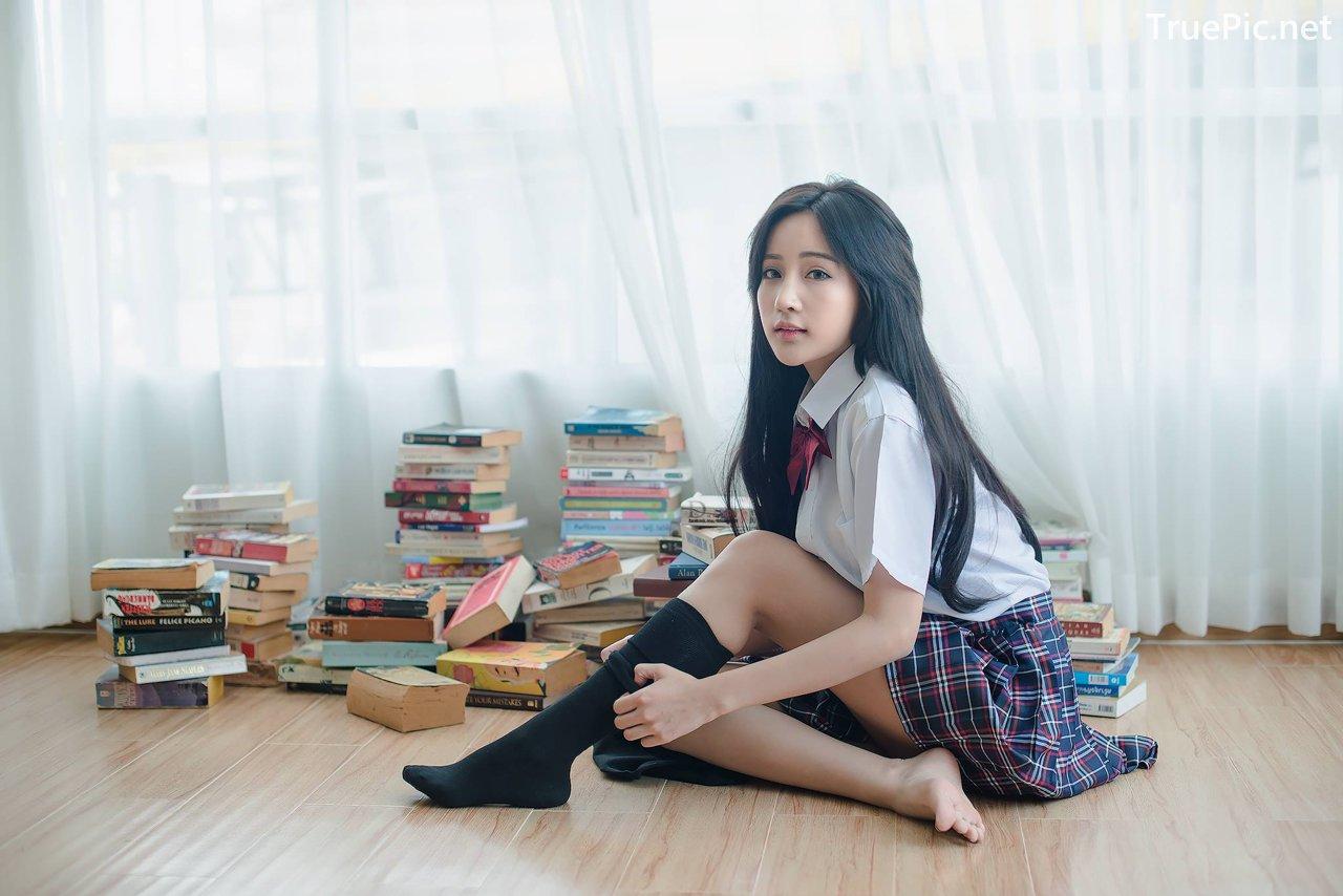 Image Thailand Hot Model - Thanyarat Charoenpornkittada - Cute Student Girl - TruePic.net - Picture-10