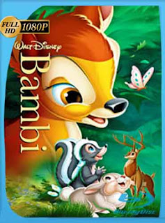 Bambi 1942 HD [1080p] Latino [GoogleDrive] DizonHD