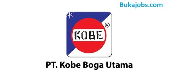 Lowongan Kerja PT Kobe Boga Utama Indonesia 2019