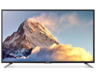 Daftar Harga TV LED Merk Sharp Murah Lengkap Update Terbaru