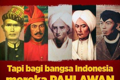 Sejarawan Indonesia: Ulama, Ustad, Ustadah, Bersatulah... Sejarah Bisa Berulang