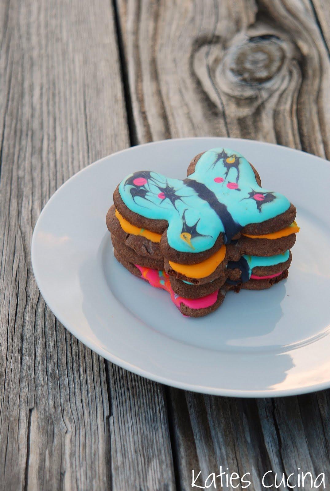 Chocolate Sugar Cookies Katie S Cucina