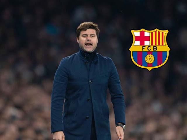 """Barca khốn đốn với HLV mới: Sa thải lần 2 gây sốc, """"đi đêm"""" với Pochettino? 2"""