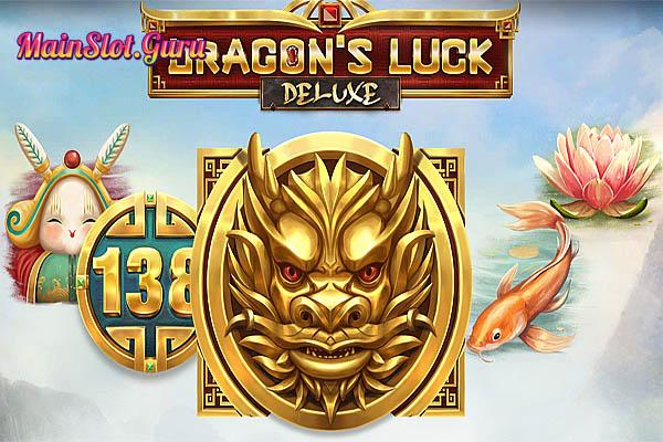Main Gratis Slot Demo Dragons Luck Deluxe Red Tiger Gaming