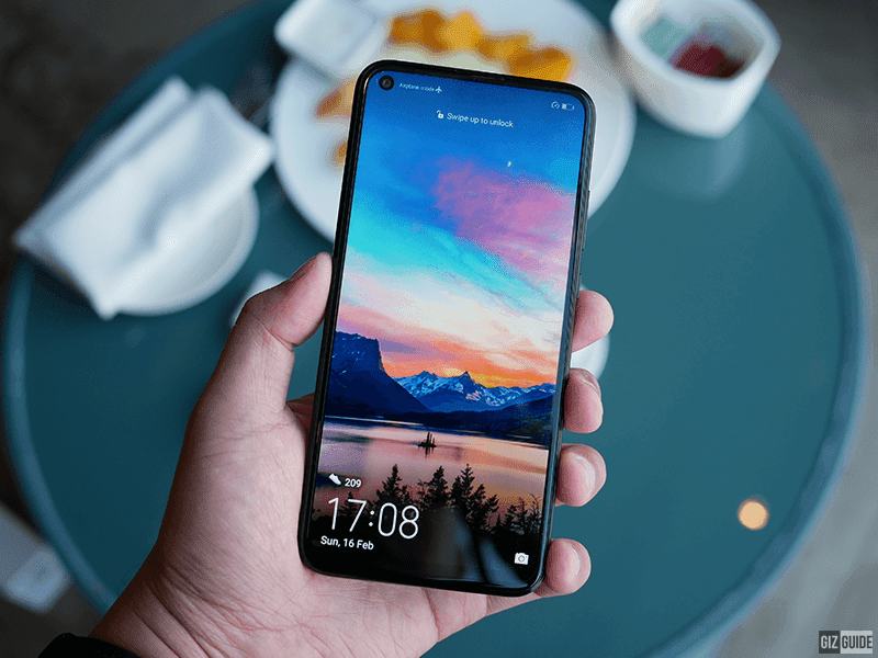 Top 5 highlights of the Huawei Y7p