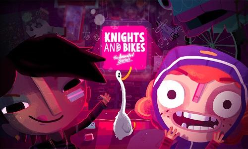 Knights & Bikes Improvements and Updates