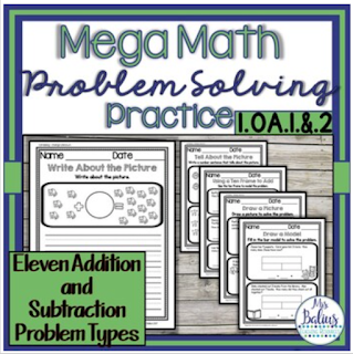 First Grade Problem Solving