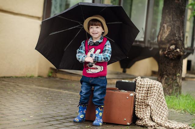 O czym pamiętać pakując dziecko na kolonie