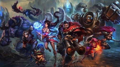 League of Legends vẫn có sức hút rất chi là lớn