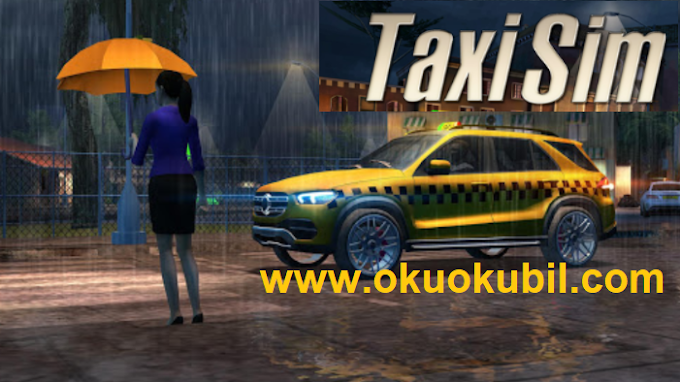 Taxi Sim 2020 v1.2.6 Sınırsız Yakıt Yeni Mod Apk İndir 2020