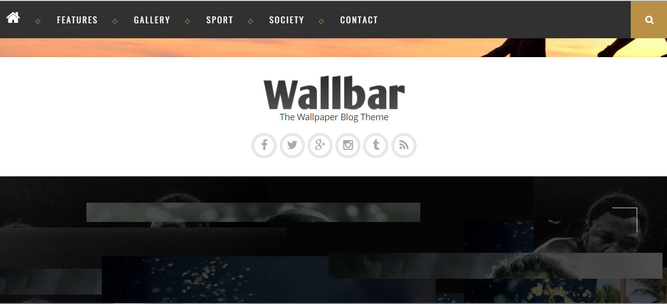 Wallpapers blog blogger template- Free Download Blogger Templates for wallpapers