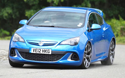 2019 Vauxhall Astra VXR Review