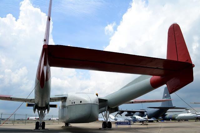 Музей військової авіації, штат Делавер (Air Mobility Command Museum, Dover, Delaware)