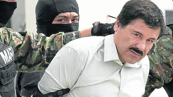 El 'Chapo' recebe tratamento desumano em Altiplano